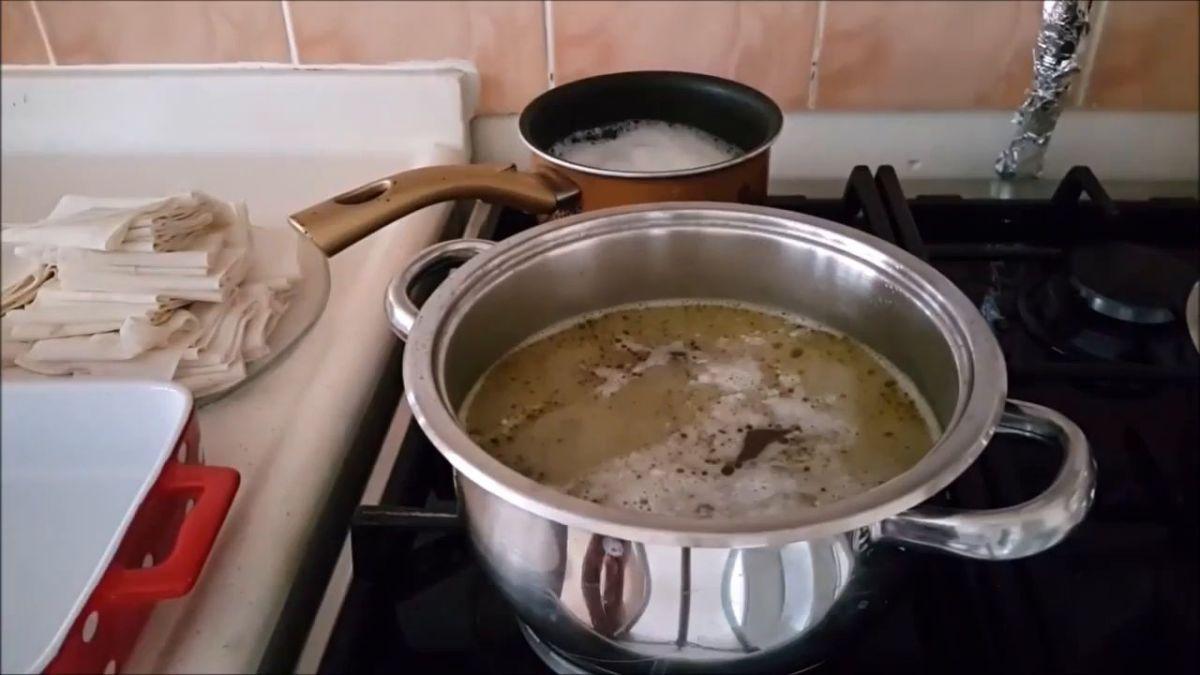 Tavuklu Banduma Kastamonu Mutfağı Tarifi Videosu