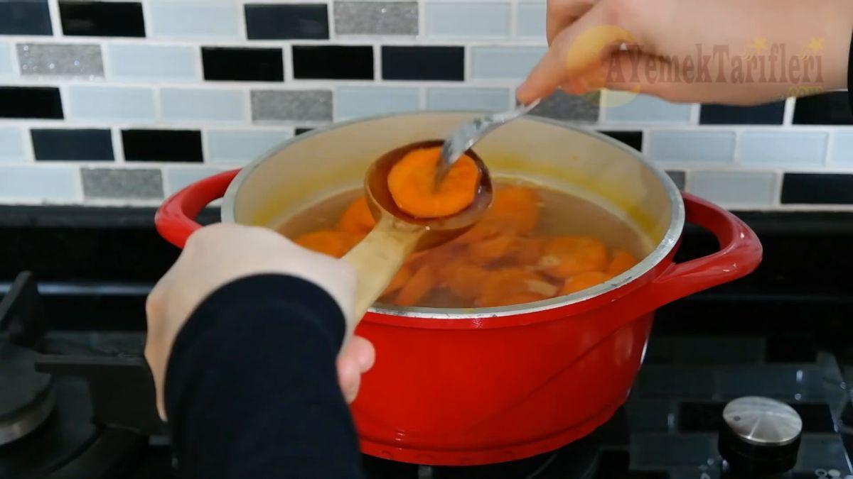 Havuç Kızartması Videosu