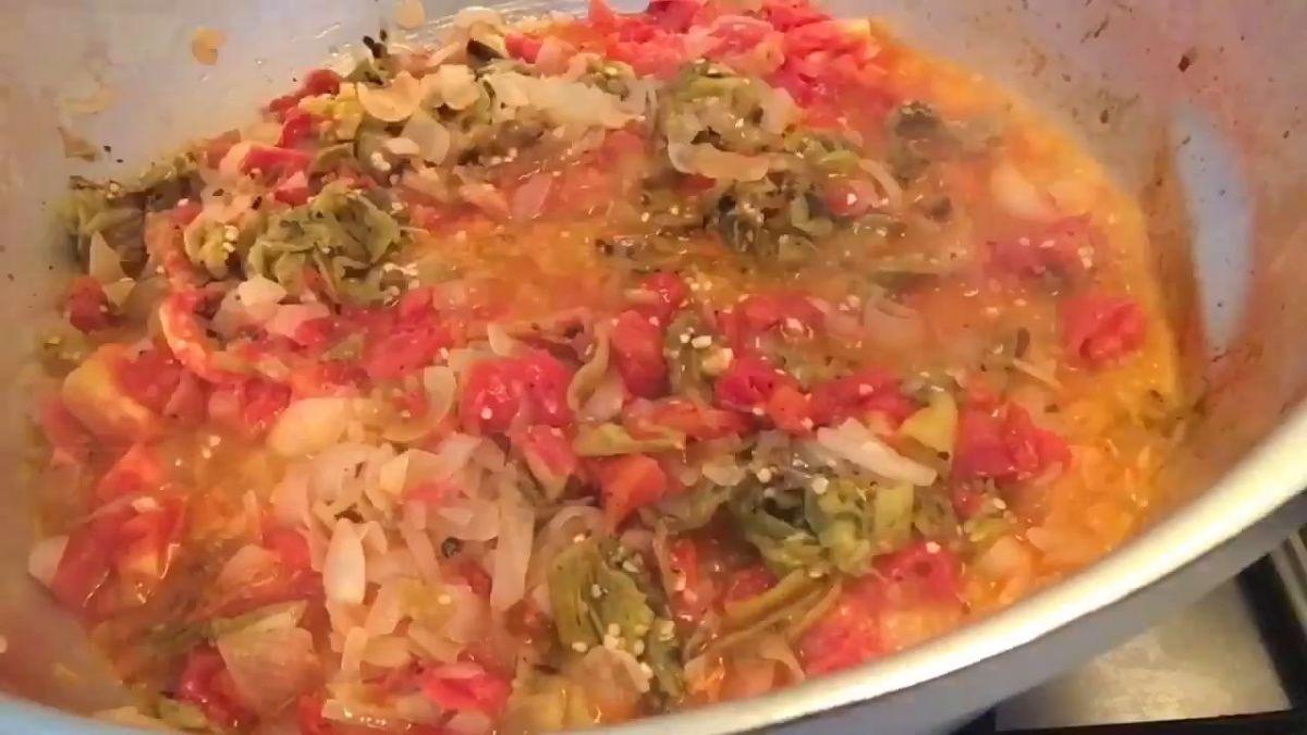 Patlıcan Salatası Tarifi Videosu