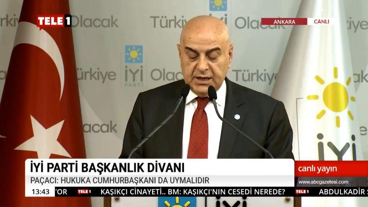 İYİ Partinin Milletvekili Adayları Açıklandı Ali Türkşen Kocaelide, Ümit Özdağ İstanbulda Aday 23