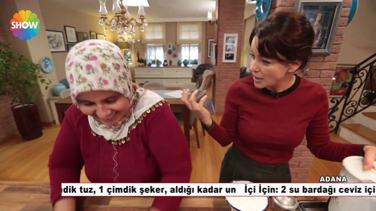 Karakuş Tatlısı Adana Tarifi Videosu
