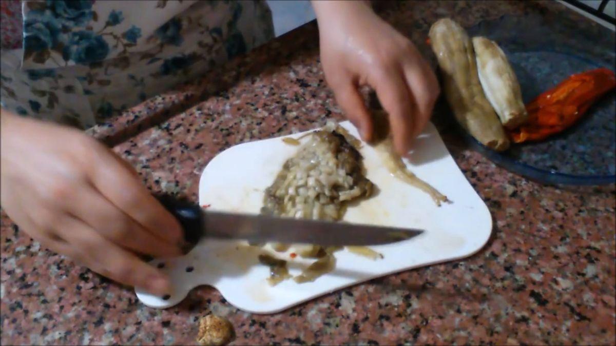 Yoğurtlu Patlıcan Salatası Yapımı Videosu