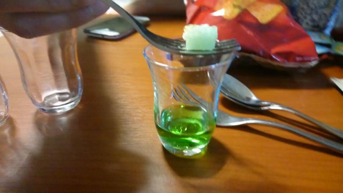 Absent Yeşil Peri Yapılışı