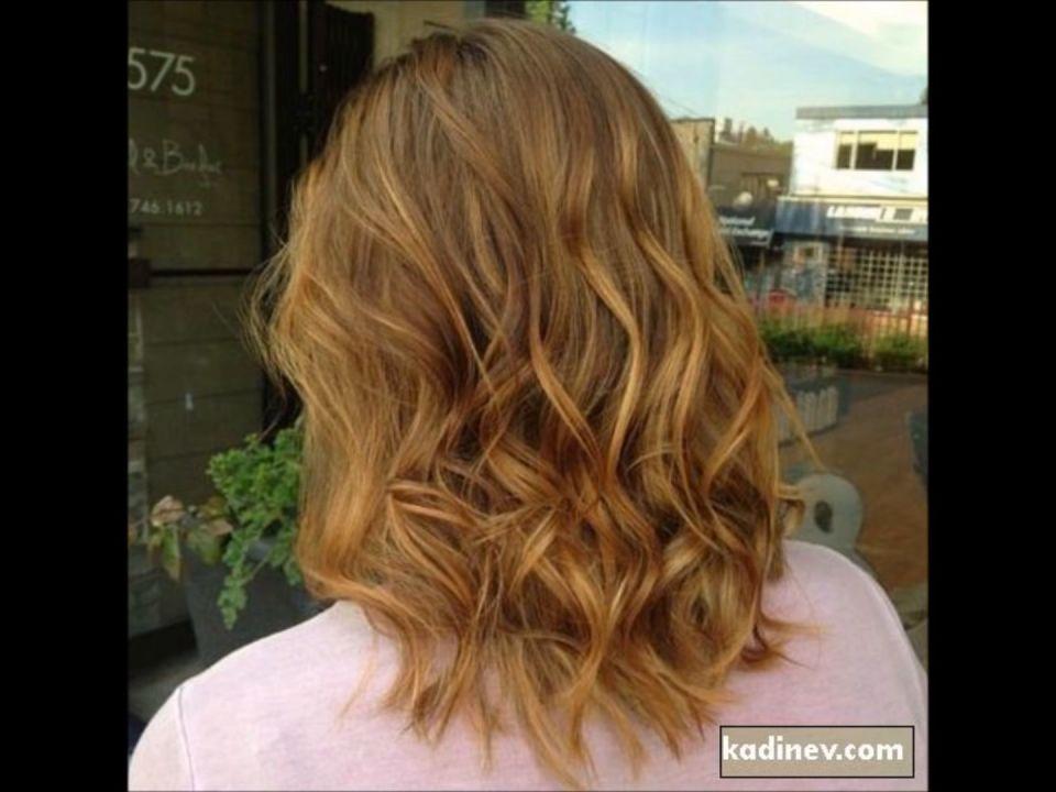 Altın Karamel Saç Rengi Nasıl Tutturulur Evde Altın Karamel Saç Re