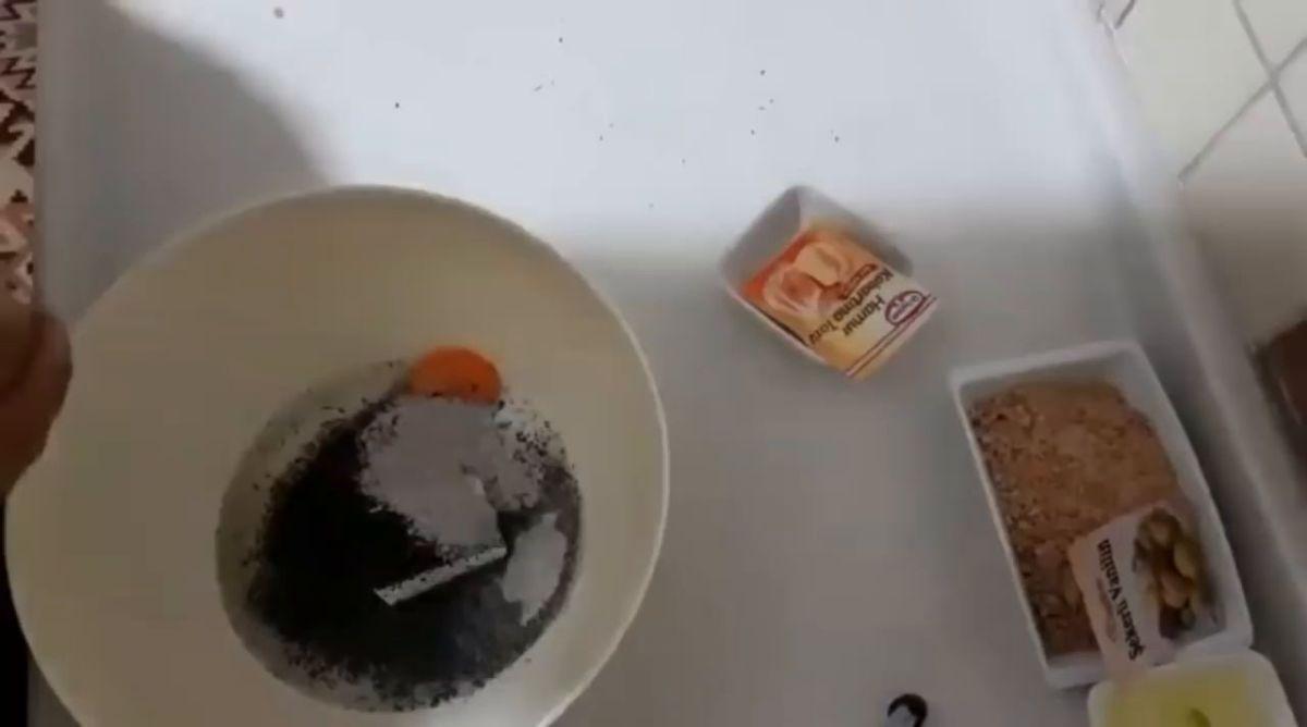 Çaylı Nescafeli Kurabiye Yapımı Videosu