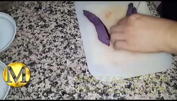 Soğan Yatağında Dalak Kavurması Videosu