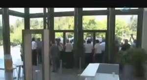 Kahire'de Askeri Jetler Havada Kalp çizdi