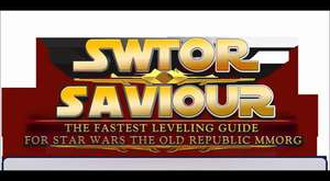 Swtor Guide - Swtor Savior
