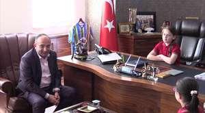 Kartepe Belediyesi Minik Ebru'ya Emanet