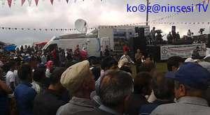 korgan belediyesinin tertip ettiği  konser