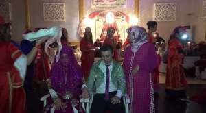 Samsunda Meydanda Romantik Evlilik Teklifi