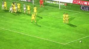 Beşiktaş maçında TEKSAS şov!