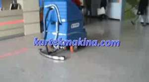 Cami Süpürgesi ve Temizleme Makinası