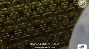 Öksüz kaldı medine (RAVZA-İ MUTAHHARA)// WWW.MEKKEFM.COM //