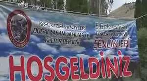 İspir Aksu Vadisi ve Köyleri 2015 Arastv çekimleri Pınardan Dökülenler