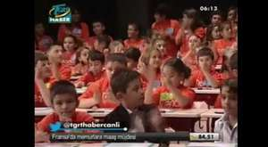 2011 Olimpiyatları Show TV Sabah haberlerinde