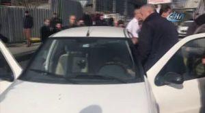 Eşref Kolçak Bursa'da kaza yaptı