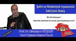 Radyo Samud İlk Canlı Yayın konuğu Prof. Dr. Muammer GÖÇMEN le İskilip'e Dair Konuşmalar