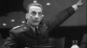 Dr Strangelove or How I Learned to Stop Worrying and Love the Bomb - Peter Sellers, George C. Scott (1964)