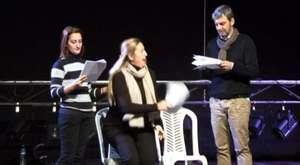 ÇABA Tiyatro Provaları 'İntikam'
