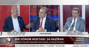 Yüzde 50 değil, Yüzde 100 Türkiye - İzleyiniz