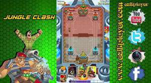 Jungle Clash İlk Bakış iOS / Android