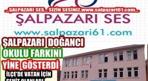 Şalpazarı'nda Okullar,3.Gün Tatil6.0