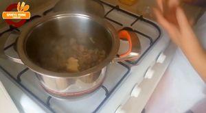 Tas Kebabı Yapılışı