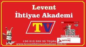 Levent İhtiyaç Akademi Tv Test Yayını