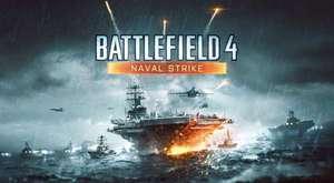 Battlefield 4 Megalodon Köpekbalığı Naval Strike Haritalarında Bulundu