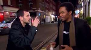 Dynamo Magician Impossible-Steals Man's Identity (tuvideo