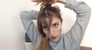 Yüz Şekline Göre Uygun Saç Ayrımı