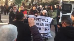 Ankara Yüksel Direnişinde 1083.Gün Akşam Açıklaması