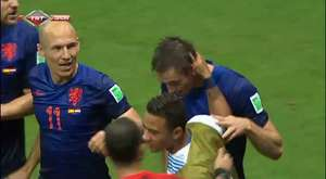 İspanya 5-1 Hollanda Maç Özeti