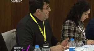 l.Ulusal Elma Çalıştayı 1.Bölüm Toprak Aktuel Programı - Bereket Tv