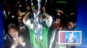 Bursaspor-Fenerbahçe Maç Öncesi Atkı Şov