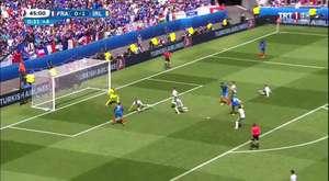 Fransa 2 - 0 Arnavutluk MAÇ ÖZETİ