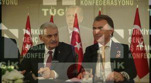 Türkiye Genç İş Adamları Konfederasyonu tatillerini Türkiye'de yapma kararı aldı