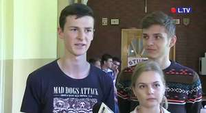Zdolna młodzież w Kolbudach