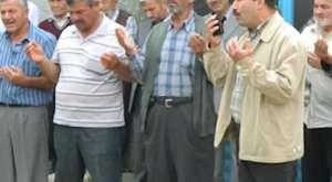 1. merhumlarımıza dua proğramına katılanlar