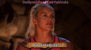 Nevin Yanıt Survivor'dan Elendi 02.04.2018 - Video Dailymotion