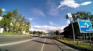 Rumenien Transfogarascher Hochstraße 7