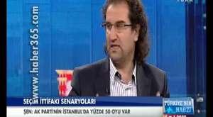 'Sol'un tek alternatifi Mustafa Sarıgül'
