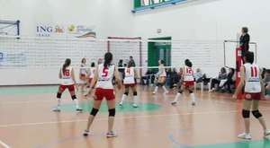 Cano Volley vs. Pallavolo Rivalta - Under 16