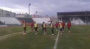 Kartalspor Fethiyespor maç öncesi | HD