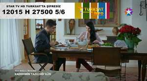 STAR TV HD TÜRKSAT'TA ŞİFRESİZ