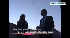 Pınarkent Geliştirme Güzelleştirme derneği BİROL ÇULHAOĞLU Röportaj        esnafimtv.com    esnafimtv.com