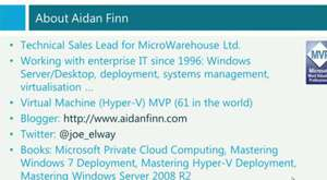 Windows Server 2012 Storage Improvements
