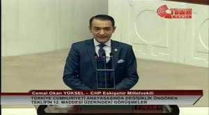 Deniz Baykal / Anayasa Değişiklik Teklifi hakkındaki konuşması / 9 Ocak 2017