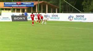 Canada vs Turkey - Danone Nations Cup 2014